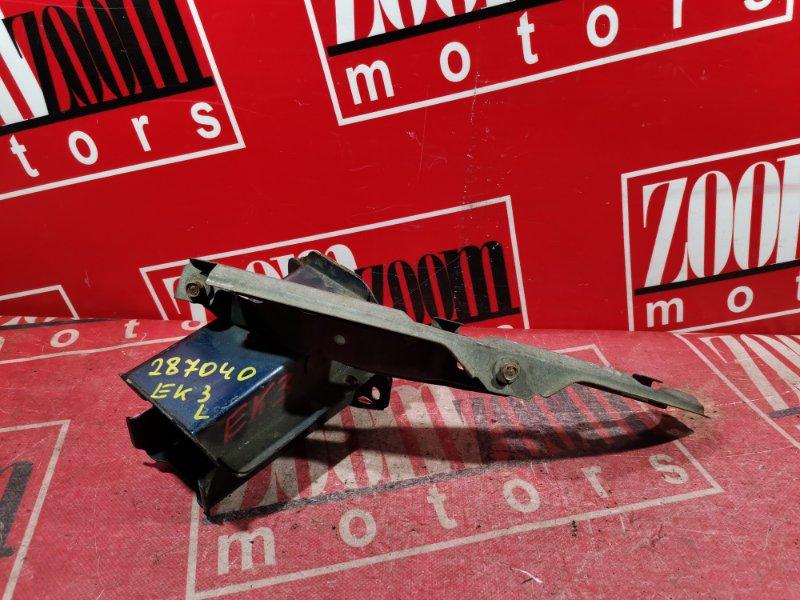 Усилитель бампера Honda Civic Ferio EK3 D15B 1995 передний левый