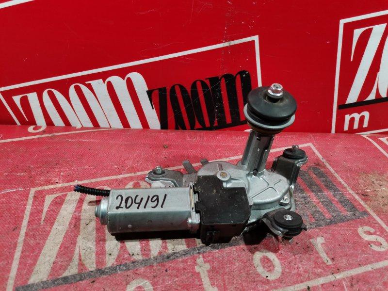 Привод (мотор) стеклоочистителей Toyota Premio AZT240 1AZ-FSE задний