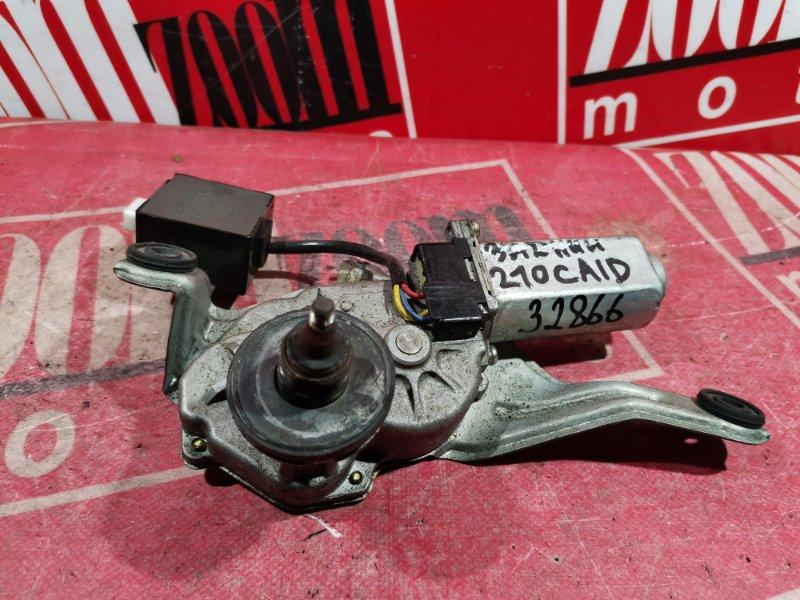Привод (мотор) стеклоочистителей Toyota Caldina ST210 1997 задний