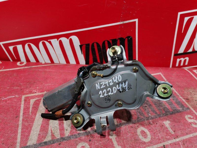 Привод (мотор) стеклоочистителей Toyota Premio NZT240 1NZ-FE 2000 задний