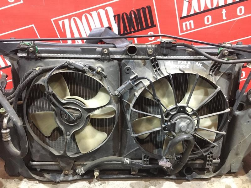 Радиатор двигателя Honda Avancier TA1 F23A 1999