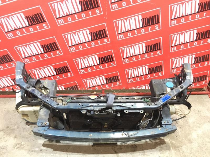 Рамка радиатора Honda Avancier TA1 F23A 1999 передняя зеленый