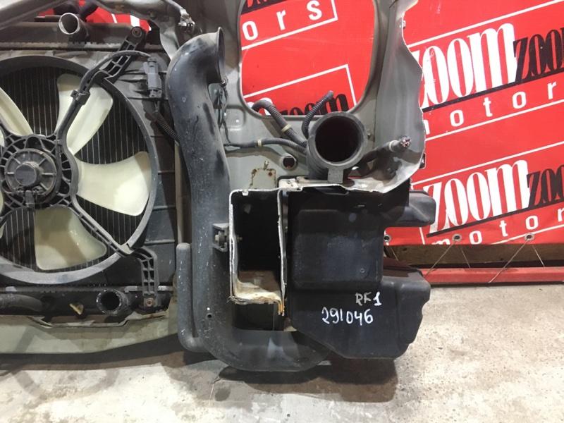 Резонатор воздушного фильтра Honda Stepwgn RF1 B20B 1998 передний