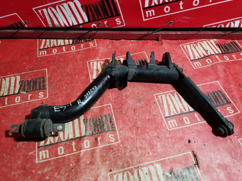 Рычаг подвески Honda Civic Ferio ES1 D15B 2000 задний правый нижний