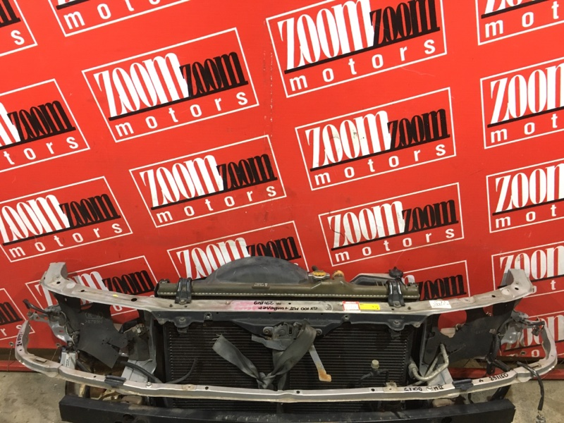 Усилитель бампера Toyota Mark Ii GX100 1G-FE 1996 передний серый