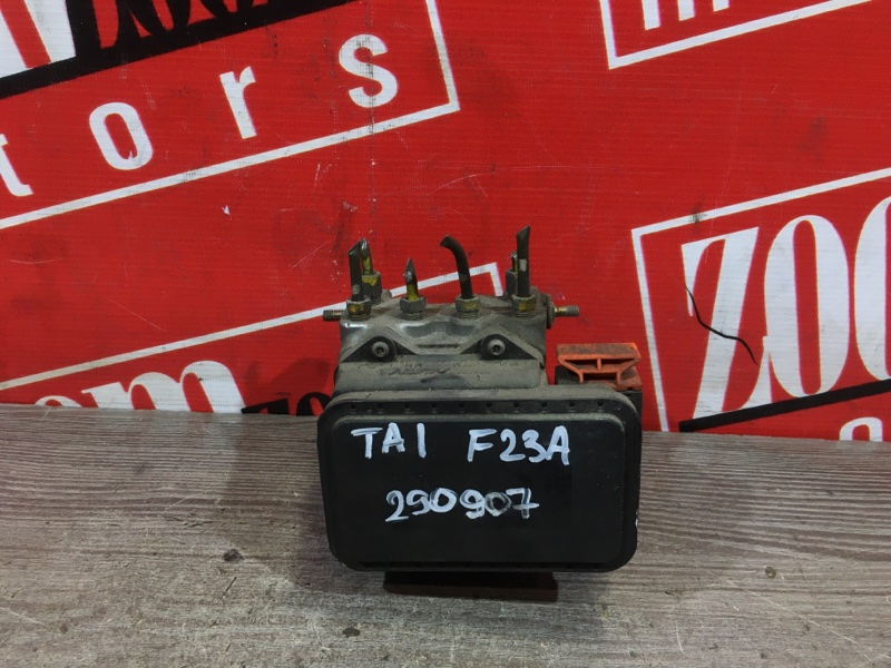 Блок abs (модулятор abs) Honda Avancier TA1 F23A 1999 передний
