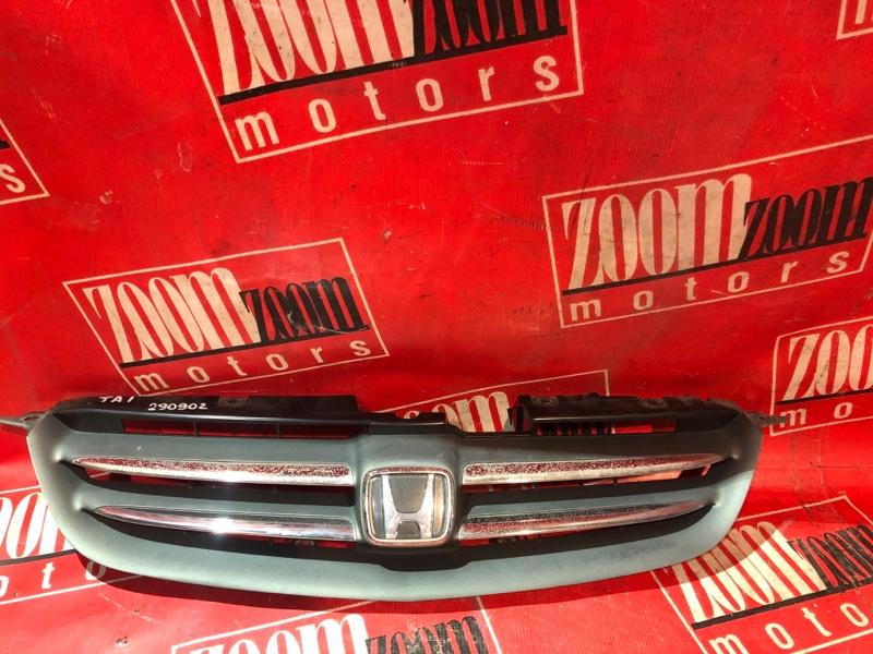 Решетка радиатора Honda Avancier TA1 F23A 1999 передняя зеленый