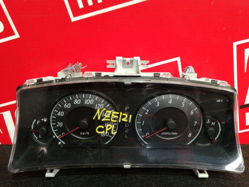 Комбинация приборов (спидометр) Toyota Corolla Fielder NZE121G 1NZ-FE 2000 83800-12A90