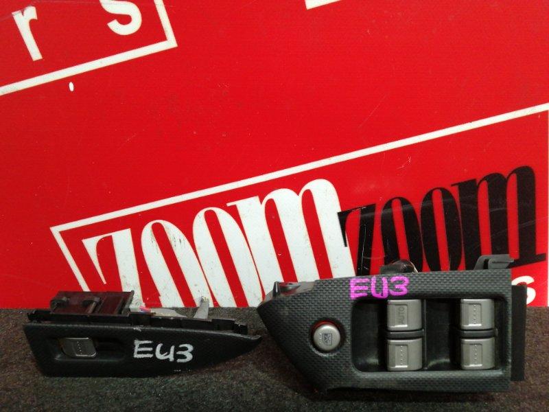 Блок управления стеклоподъемниками Honda Civic EU3 D17A 2000