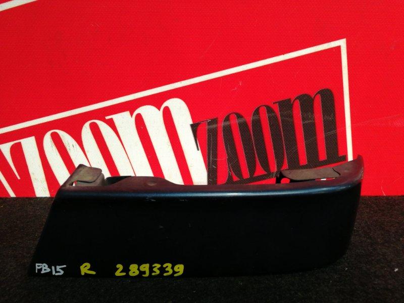 Планка под фонарь Nissan Sunny FB15 QG15DE 1998 задняя правая синий