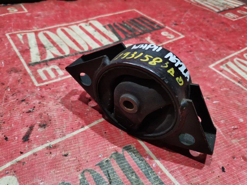 Подушка двигателя Nissan Primera WHP11 QG18DE 2000 задняя