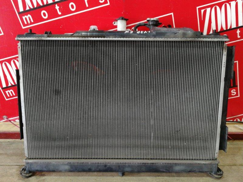 Радиатор двигателя Mazda Mpv LY3P L3-VE 2008