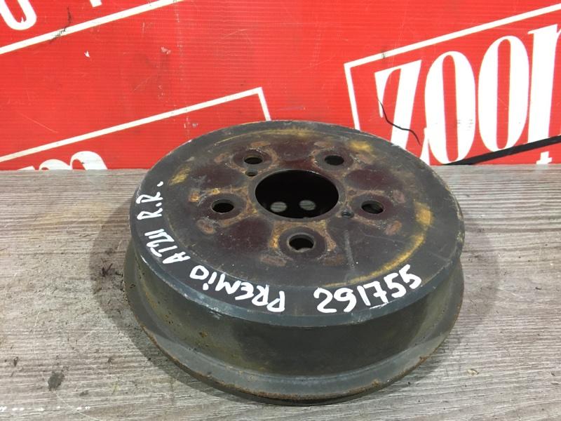 Барабан тормозной Toyota Corona Premio AT210 4A-FE 1996 задний