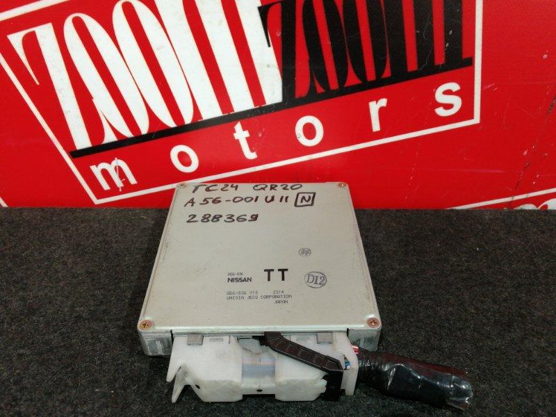 Компьютер (блок управления) Nissan Serena TC24 QR20DE 2001 A56-S36 Y10