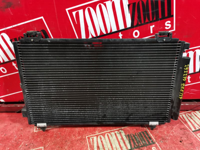 Радиатор кондиционера Toyota Will Vs NZE127 1NZ-FE `2001