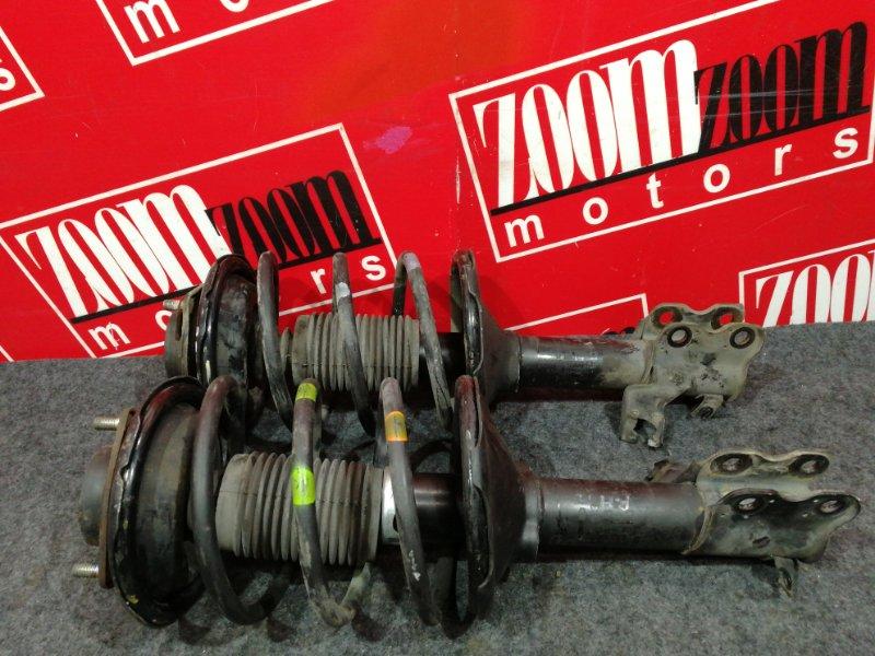 Стойка подвески Nissan Liberty RM12 QR20DE 2001 передняя