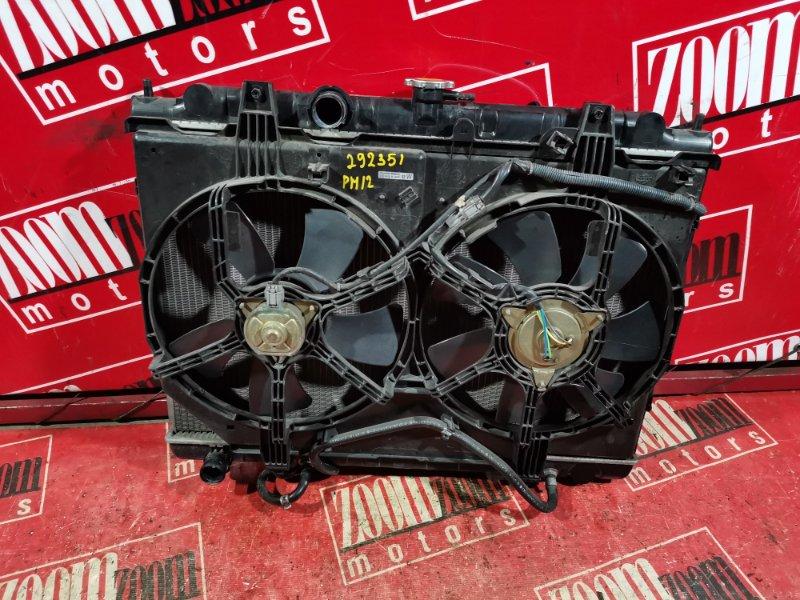 Радиатор двигателя Nissan Liberty PM12 QR20DE 2001