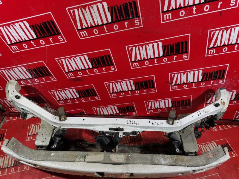 Рамка радиатора Toyota Avalon MCX10 1MZ-FE 1994 передняя белый