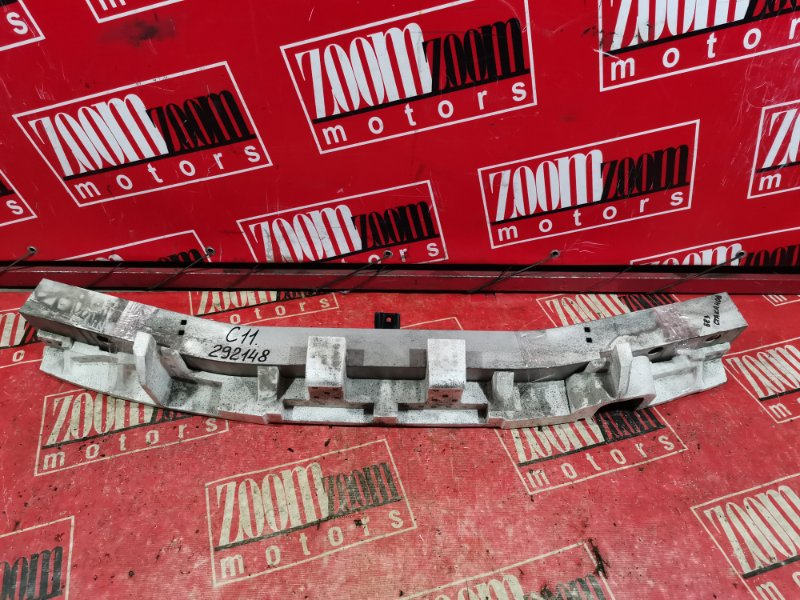 Усилитель бампера Nissan Tiida C11 HR15DE 2004