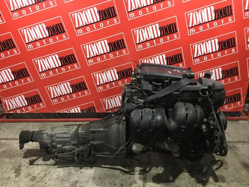 Двигатель Toyota Altezza GXE10 1G-FE 1998 6965906