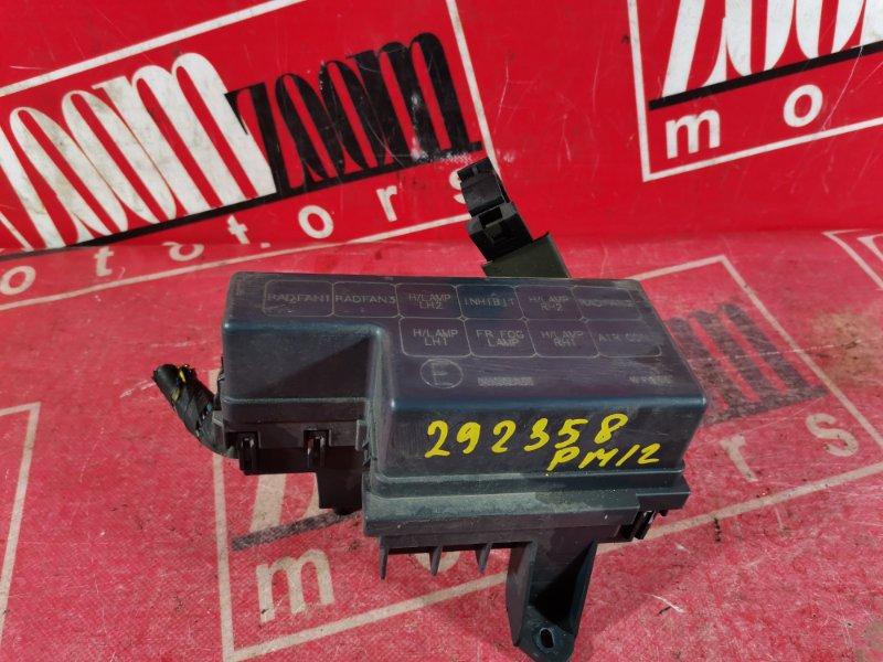 Блок реле и предохранителей Nissan Liberty PM12 QR20DE 2001