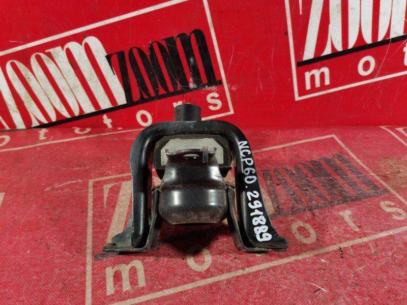 Подушка двигателя Toyota Ist NCP60 1NZ-FE 2002 передняя правая