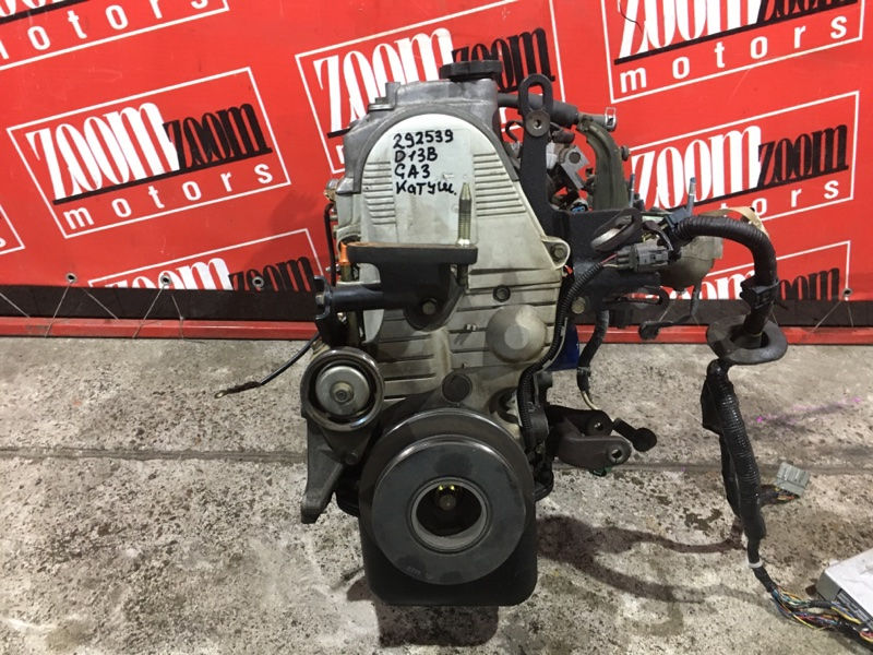 Двигатель Honda Logo GA3 D13B 1996 6242528