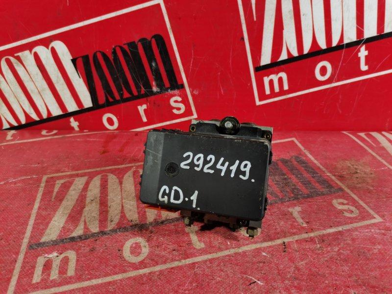 Блок abs (модулятор abs) Honda Fit GD1 L13A 2001