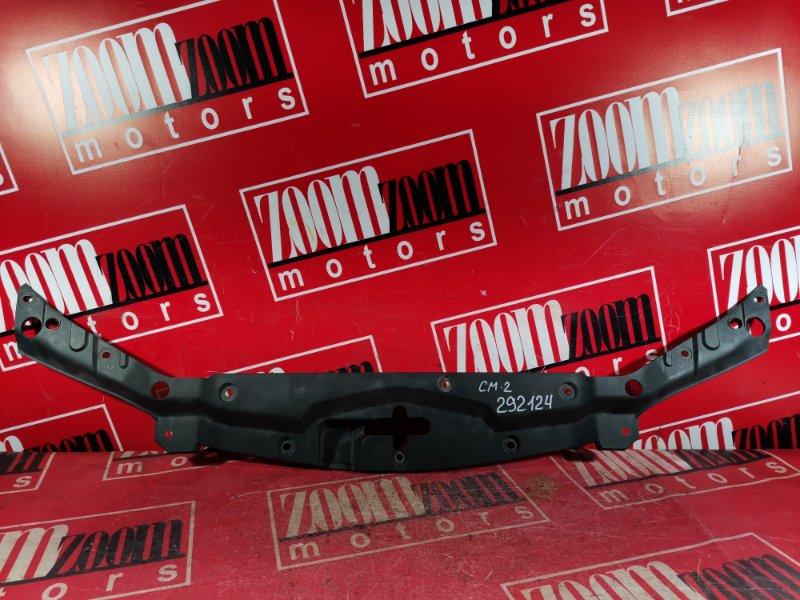Накладка на решетку радиатора Honda Accord CM2 K20A 2002 передняя