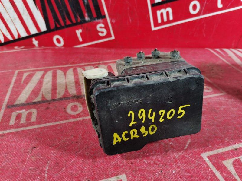 Блок abs (модулятор abs) Toyota Estima ACR30 2AZ-FE 2000