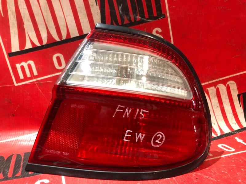 Фонарь (стоп-сигнал) Nissan Pulsar FN15 GA15DE 1995 задний правый 48-04
