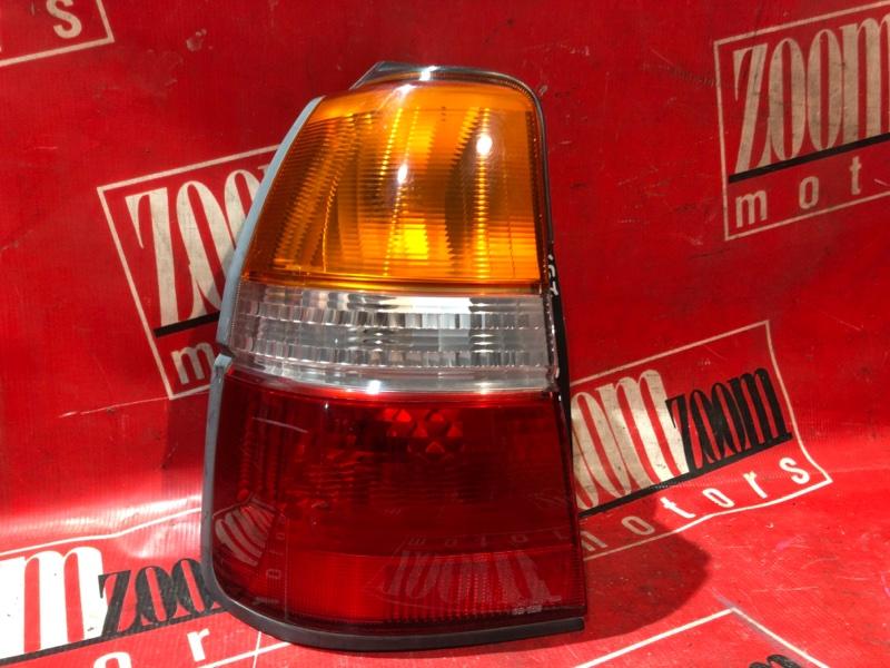 Фонарь (стоп-сигнал) Nissan R'nessa N30 SR20DE 1997 задний левый 48-01