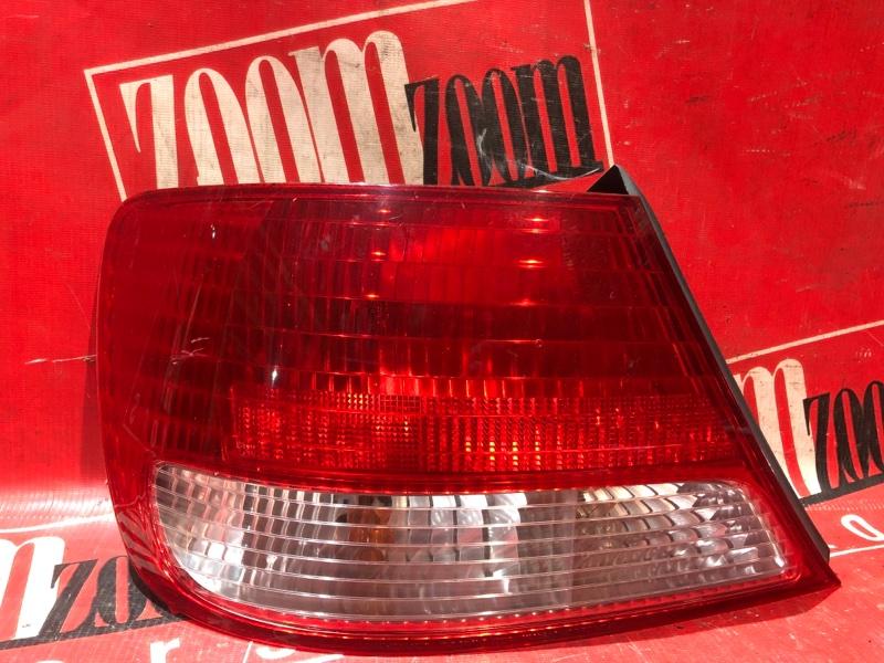 Фонарь (стоп-сигнал) Honda Avancier TA1 F23A 1998 задний левый 01-91