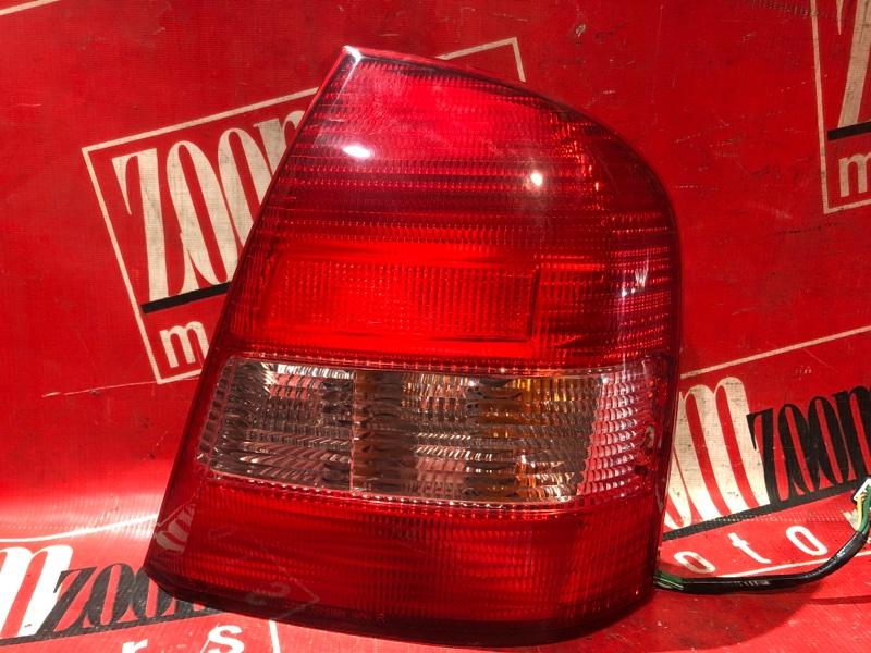 Фонарь (стоп-сигнал) Mazda Familia BJ3P B3-E 1998 задний правый 220-61866