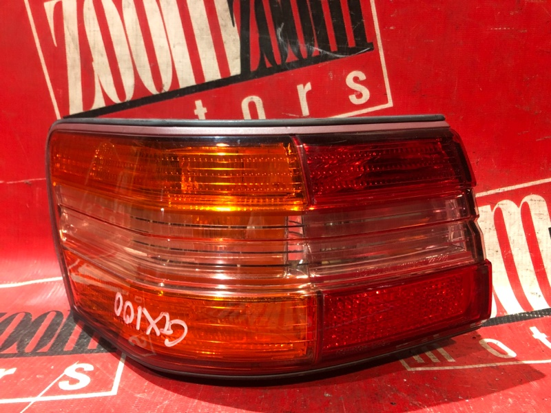 Фонарь (стоп-сигнал) Toyota Mark Ii GX100 1G-FE 1996 задний левый 22-248