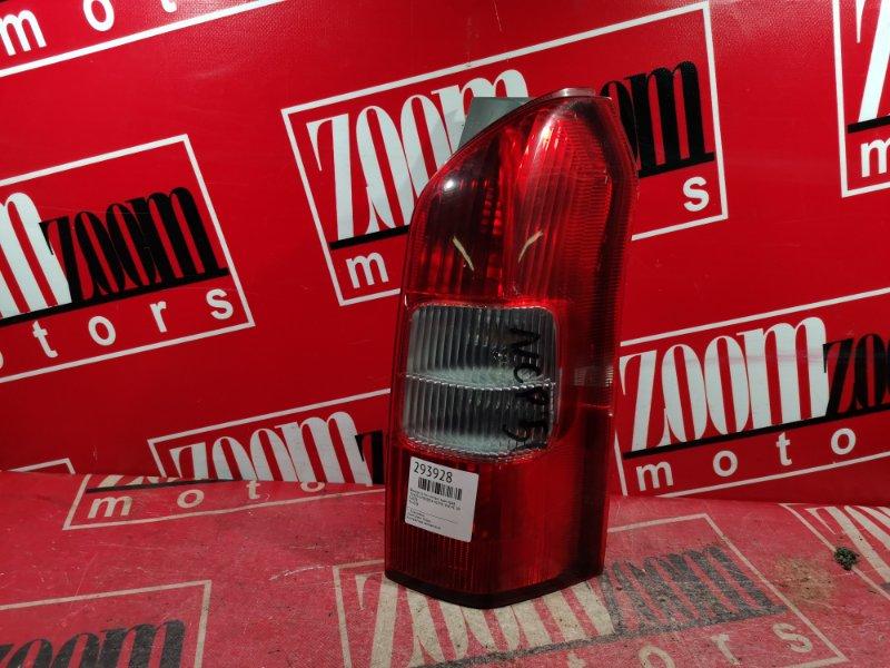 Фонарь (стоп-сигнал) Toyota Probox NCP50 1NZ-FE 2002 задний правый 52078