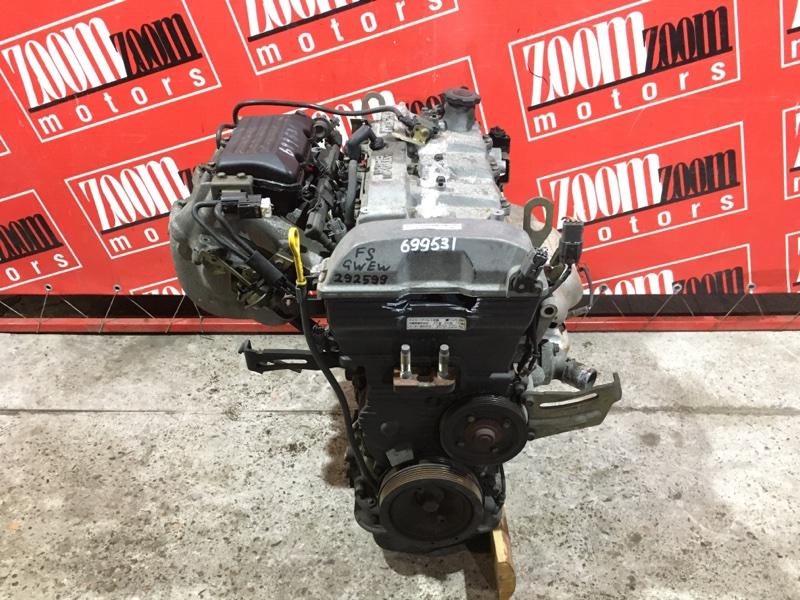 Двигатель Mazda Capella GWEW FS-DE 1999 699531