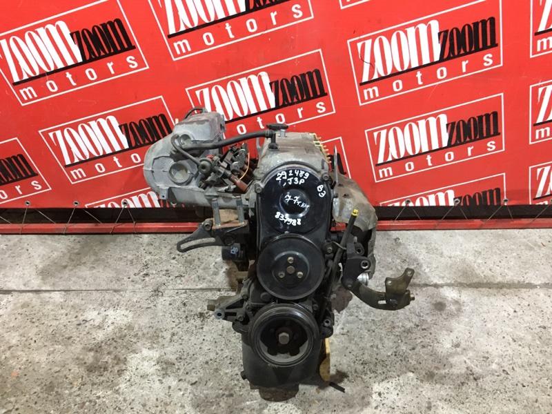 Двигатель Mazda Familia BJ3P B3-E 1998 837988