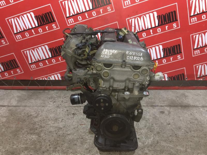 Двигатель Nissan R'nessa N30 SR20DE 1998 032802B