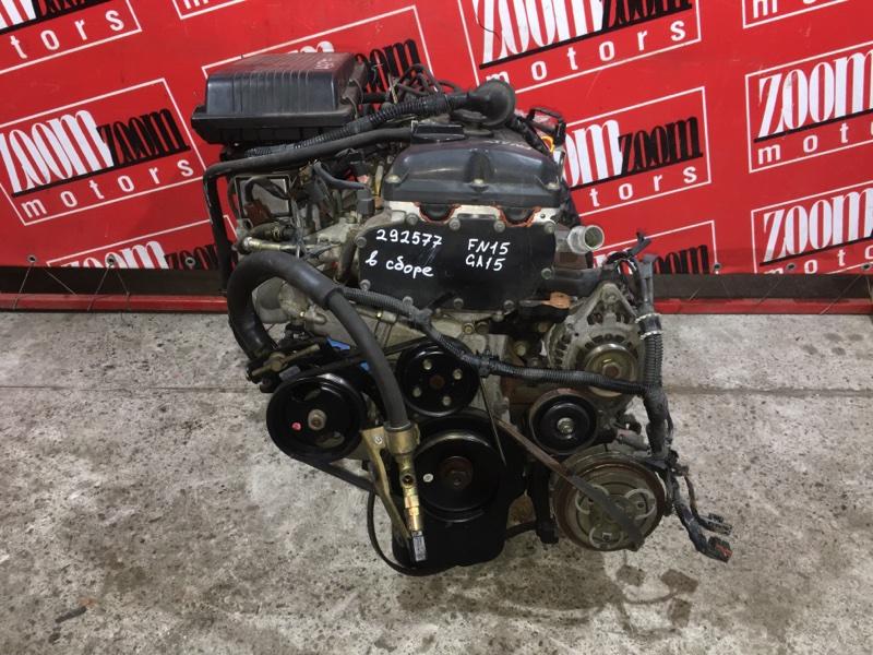 Двигатель Nissan Pulsar FN15 GA15DE 1997 436595F