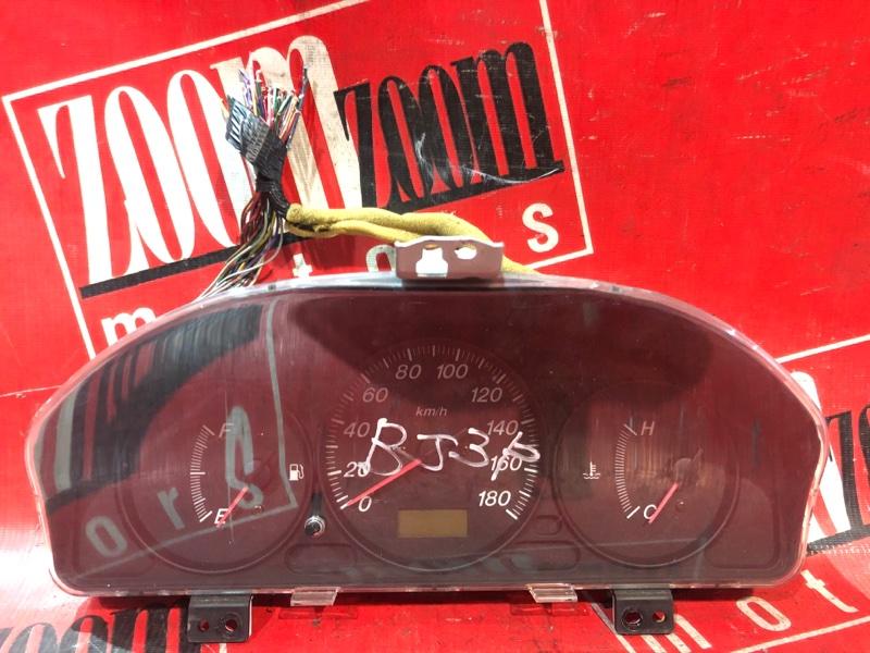 Комбинация приборов (спидометр) Mazda Familia BJ3P B3-E 1998