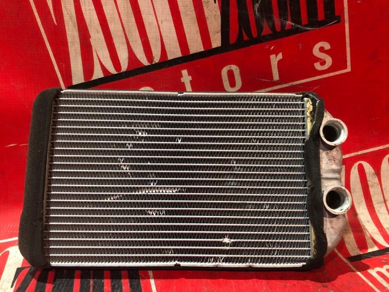 Радиатор отопителя Toyota Corolla Spacio AE111 4A-FE 1997