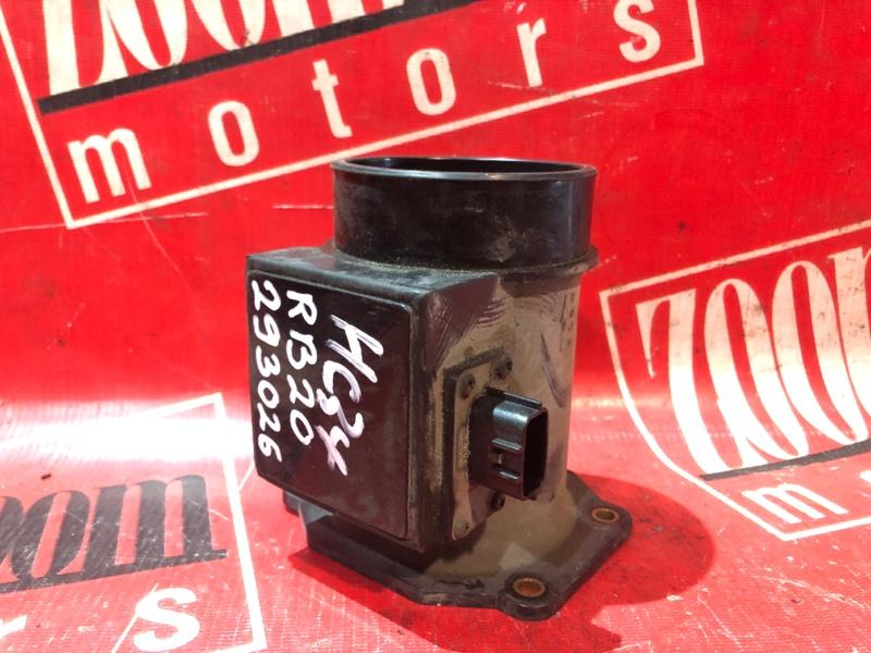 Расходомер (датчик расхода воздуха) Nissan Laurel HC34 RB20DE 1993 22680 3IU00/A36-608 E60