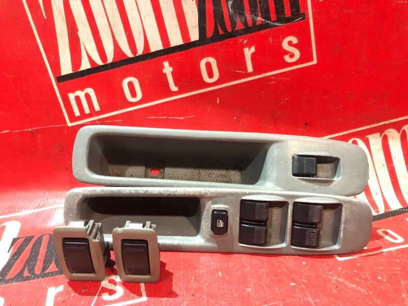 Блок управления стеклоподъемниками Mazda Demio DW3W B3-E 1998