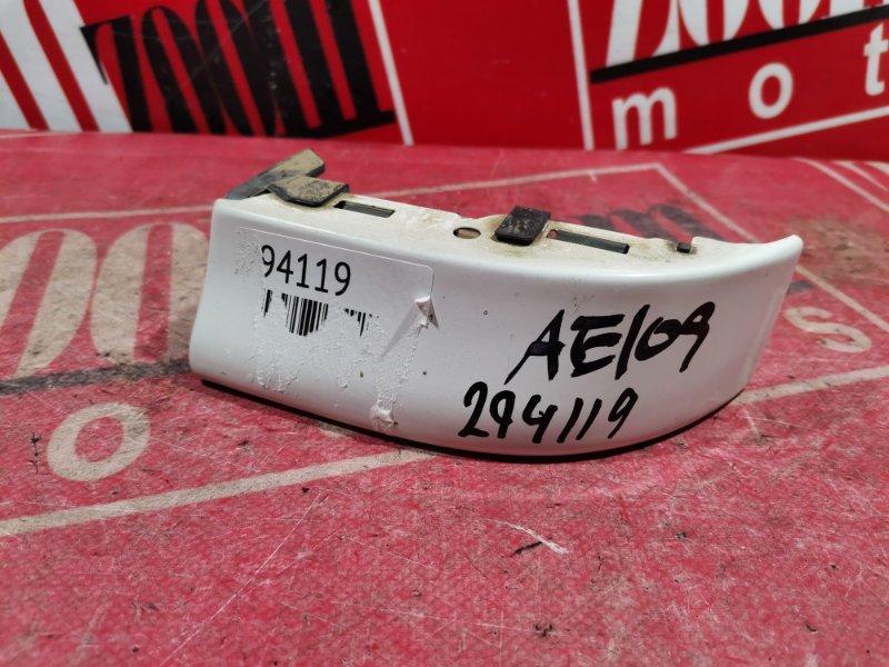 Планка под фонарь Toyota Corolla AE109 5A-FE 1992 задняя правая белый