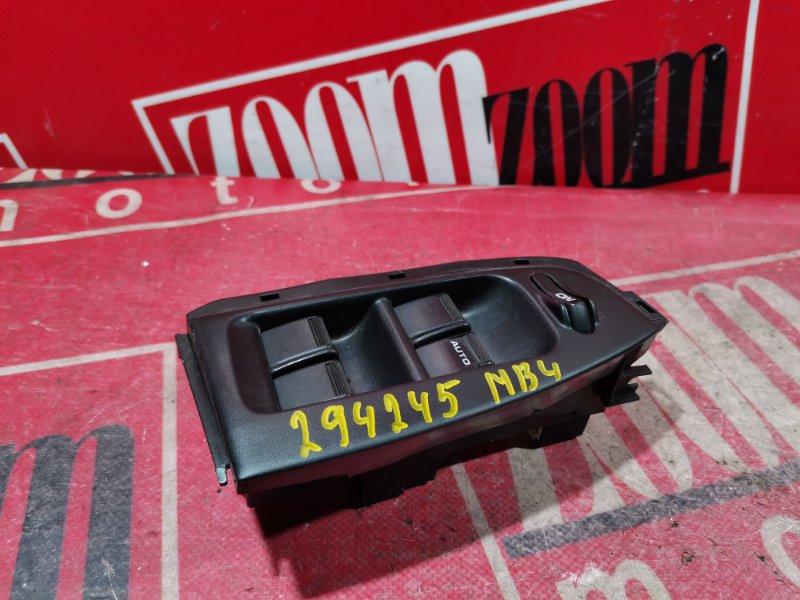 Блок управления стеклоподъемниками Honda Domani MB4 D16A 1995 передний правый
