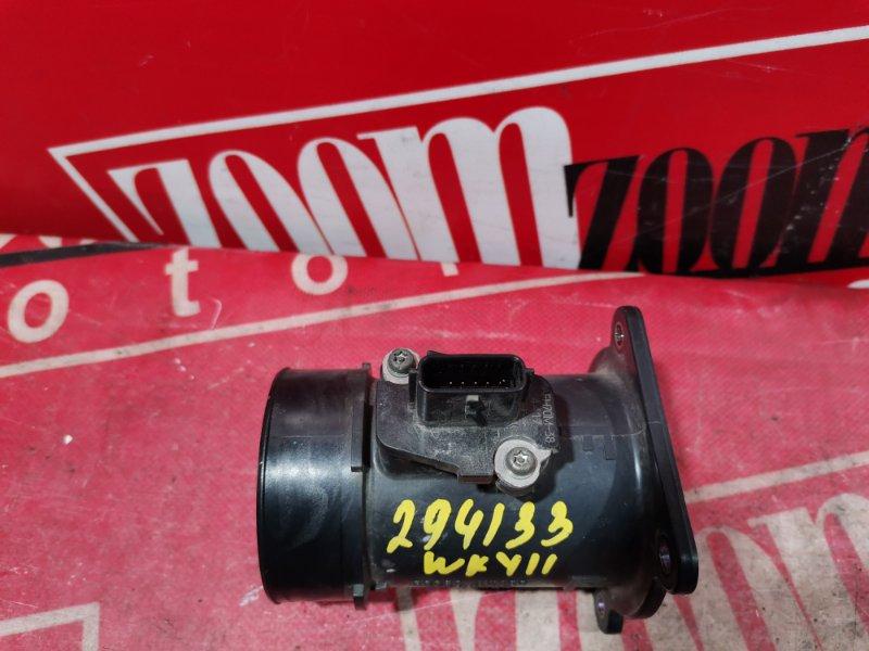 Расходомер (датчик расхода воздуха) Nissan Wingroad WFY11 QG18DE 1999