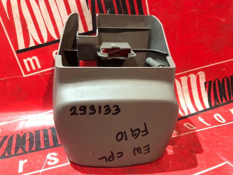 Кожух рулевой колонки Nissan Bluebird Sylphy FG10 QG15DE 2000 коричневый