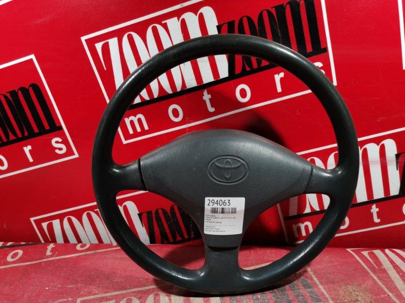 Руль Toyota Corolla AE109 5A-FE 1992 передний серый