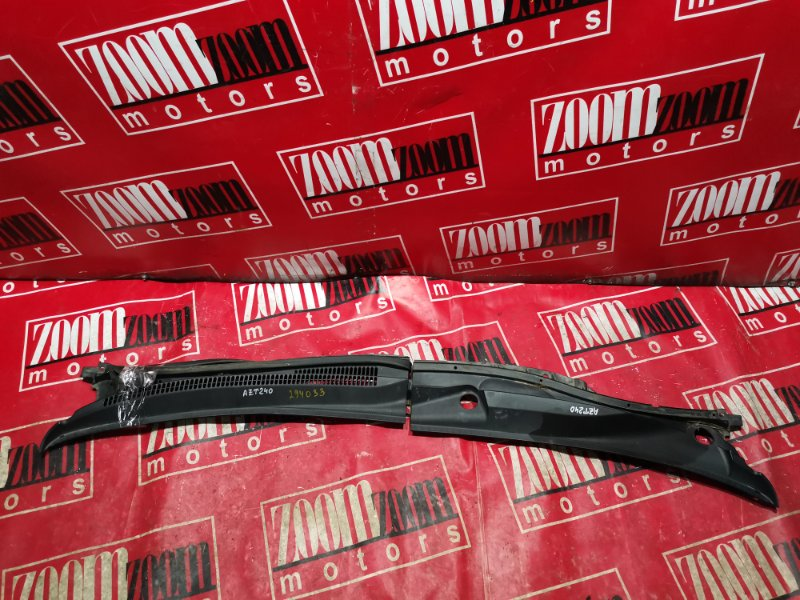 Решетка под лобовое стекло Toyota Allion NZT240 1NZ-FE 2001 передняя